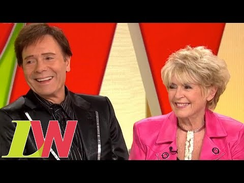 Sir Cliff Richard and Gloria Hunniford's Friendship Is Put to the Test   Loose Women