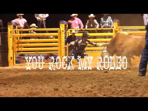 """SaraBeth  - """"You Rock My Rodeo"""" Official Lyric Video"""