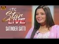Satinder Satti Live in PTC Star Live Exclusive Interview PTC Punjabi Gold