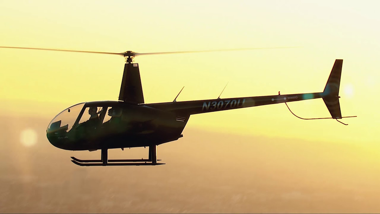 Helicopter Rides Los Angeles | Helicopter Charter Los Angeles