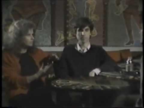 Cowboy Junkies - Interview + Live Toronto 1988 Part 1
