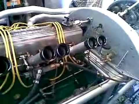 Normac Special Wayne-Chevrolet 3870cc Inline 6cyl pt 1 - YouTube