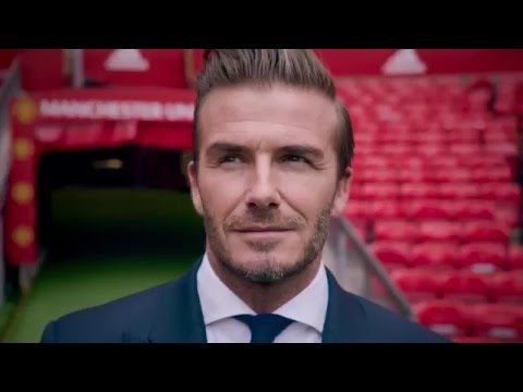 Trailer do filme David Beckham For The Love of the Game