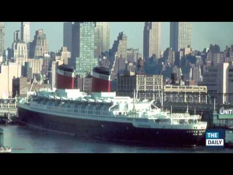 SS United States in The Daily, 9/23/2012
