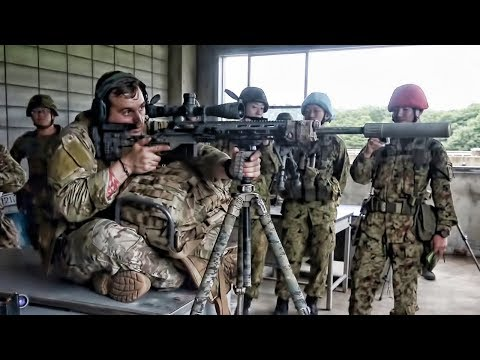 Sniper Training • Army Man Hits Center Mass 3 Times In A Row