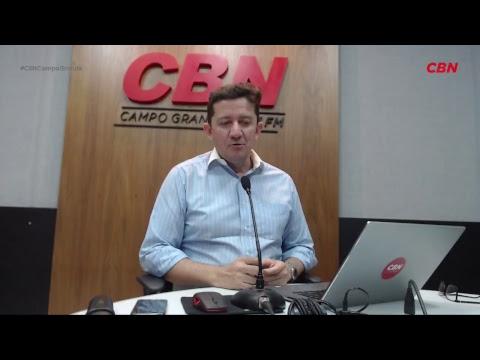 CBN Campo Grande (13/08/18) - com Otávio Neto e Lucas Mamédio