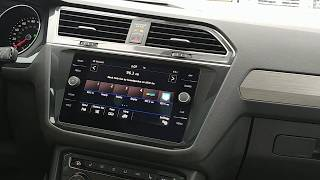 2018 Volkswagen Tiguan Infotainment Tips &amp Tricks