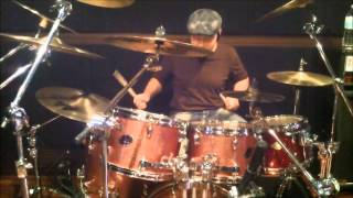 """Tony Macalpine """"Hundreds of Thousands drum cover"""