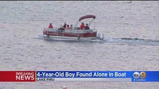 Actress Naya Rivera Missing After Swimming In Lake Piru With 4-Year-Old Son