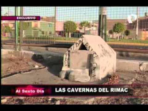 Las cavernas del río Rímac
