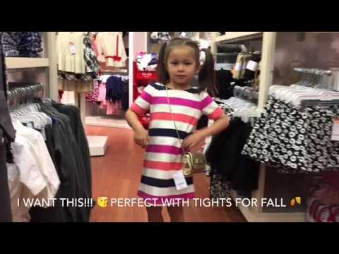 Gymboree Santa Monica Fashion Show Fall 2015