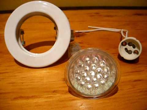 cambiar focos halgenos por lmparas de leds para ahorrar energa y gastar menos youtube