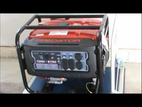 Harbor Freight Generator Review