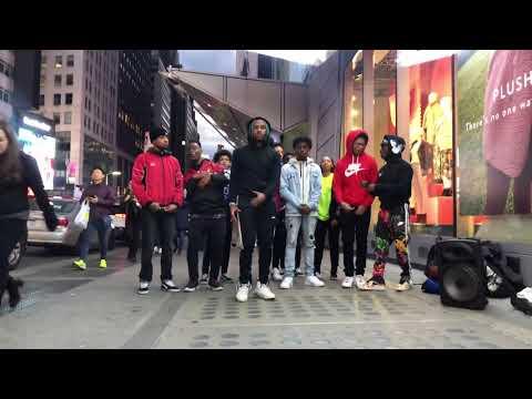 Gunna ft. Travis Scott - Hot [Official Dance Video]