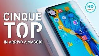 Il Punto | OnePlus 7 Pro, Zenfone 6, Honor 20 Pro, Xperia 1, LG8s: prezzo o dimensioni per la scelta