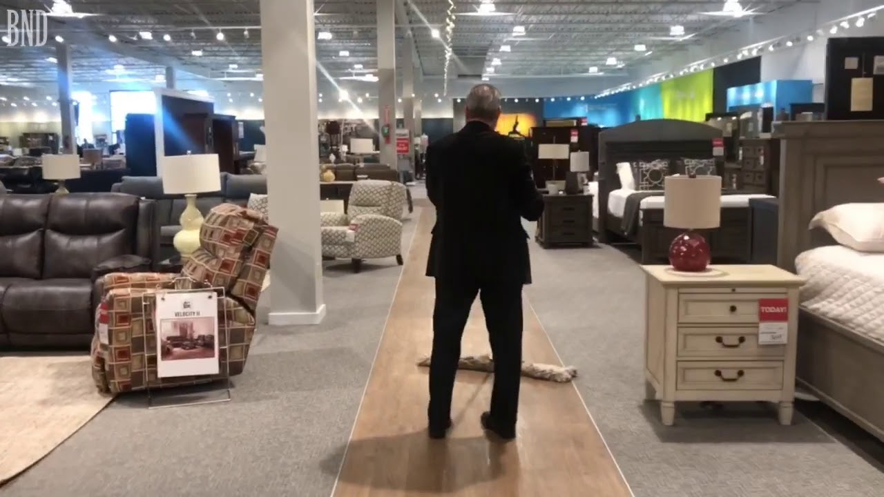 A Look Inside Of Art Van Furniture In O Fallon Youtube
