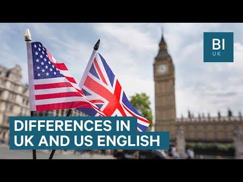 Is American-English more traditional than British-English?