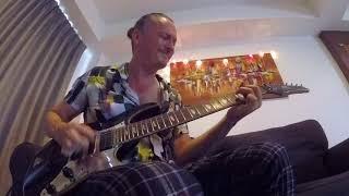 """Daren Nicholson - """"Beautiful Girls"""" Van Halen guitar cover"""