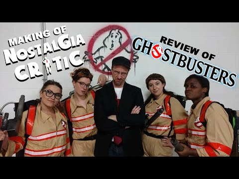 Ghostbusters (2016) - Making of Nostalgia Critic