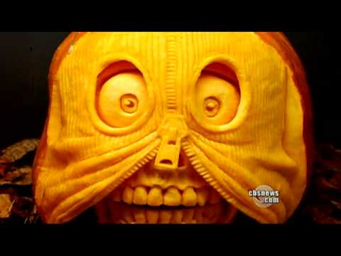 The Art of Pumpkin Carving - YouTube