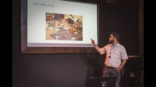 """Béla Durucz - """"Revolution in Learning – Programming Robots at Home"""""""