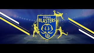Kerala blasters launches theme song