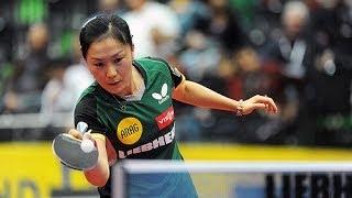 German Open 2014 Highlights: Han Ying Vs Shan Xiaona (1/2 Final)