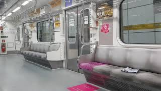 서울지하철 7호선 747편성 장암행 수락산역~장암역 주…
