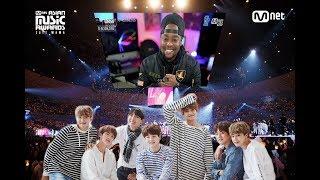 I Presented BTS an Award at the 2018 Mnet Asian Music Awards!!! (MAMA)