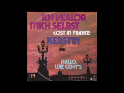 Kerstin - Ich verlor mich selbst (Lost in France) 1977