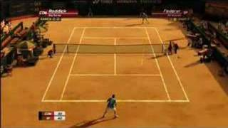 Virtual Tennis 3 - Gameplay video (Xbox 360)