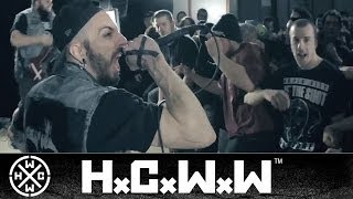 GET THE SHOT - COLD HEARTED - HARDCORE WORLDWIDE (OFFICIAL FULL HD VERSION HCWW)