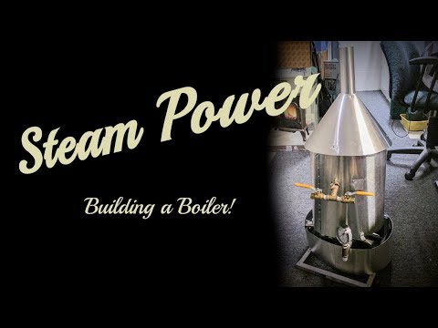 Building a Steam Engine - The Boiler