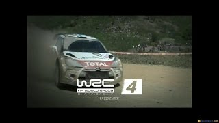 WRC 4 gameplay (PC Game, 2013)