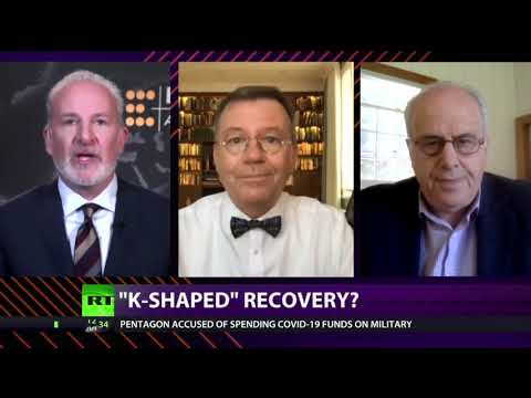 Peter Schiff Argues with Marxist Richard Wolff