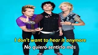 Green Day - Lazy Bones (Subtitulado En Español E Ingles)