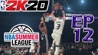NBA 2K20 MYLEAGUE MYCAREER EP12 SUMMER LEAGUE RD:2