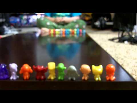 Gogos Crazy Bones Explorer Series Battle