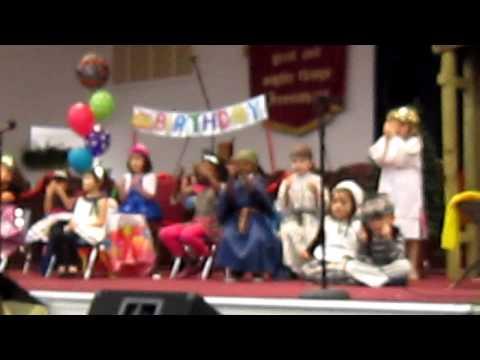 Christmas Play Leon Valley Christian Academy 2012