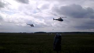 FAI World Helicopter Championship 2012. Helicopter racing
