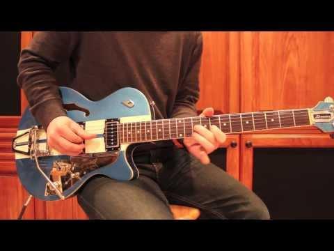 John Mayer - LESSON - Wildfire Intro/Riff