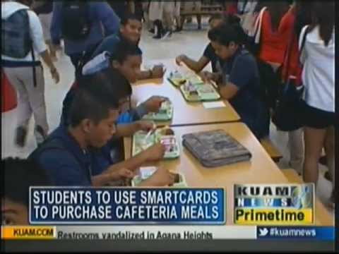 DOE giving students incentive to eat at school cafeterias