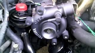 Diy turbo install