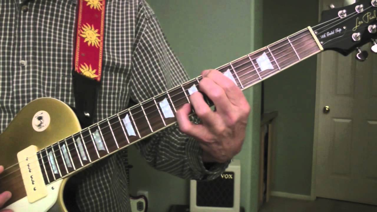 Spooky Guitar Lesson Youtube