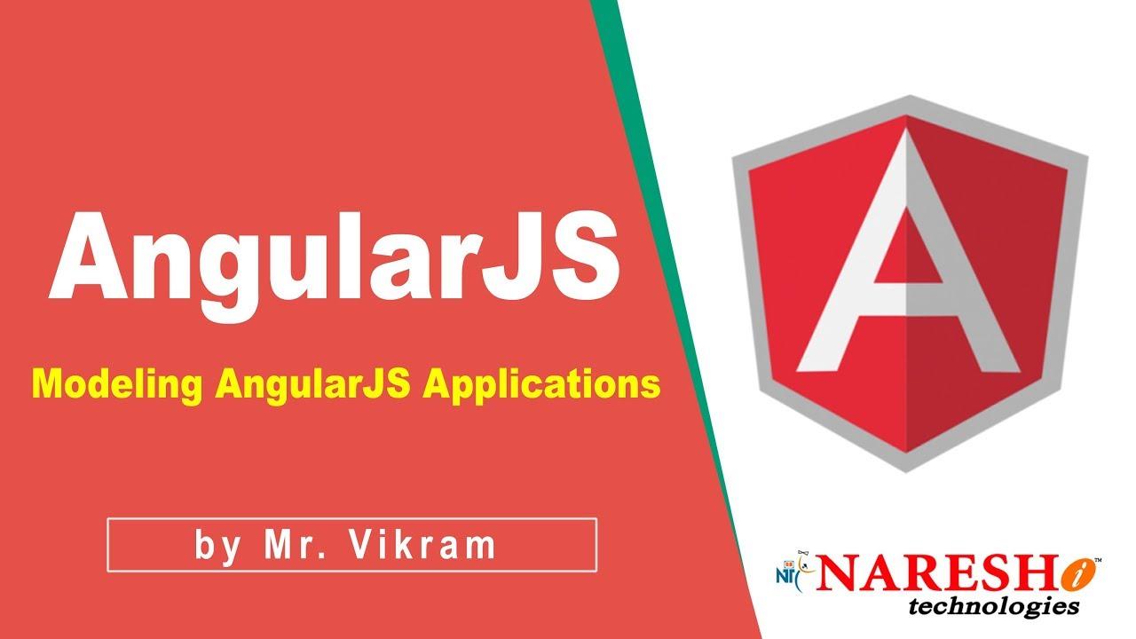 angularjs tutorial - modeling angularjs applications | angularjs