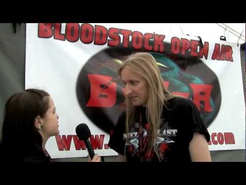 Wintersun - Bloodstock 2011