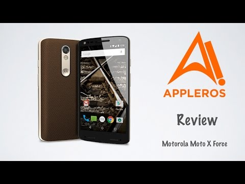 Motorola Moto X Force, Review