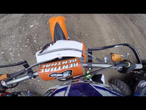 GoproHD: Trail riding in the Bighorn mountains, Wyoming pt.3