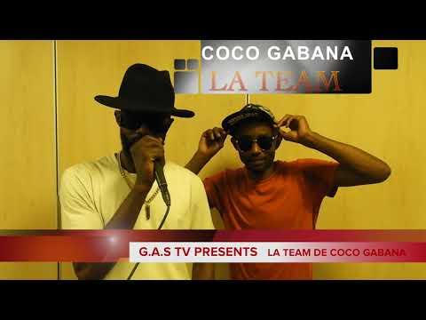 G A S TV PROMOTING LA TEAM DE COCO GABANA LIVE REHEARSAL