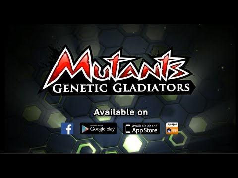 Mutants Genetic Gladiators - Official Mobile Trailer